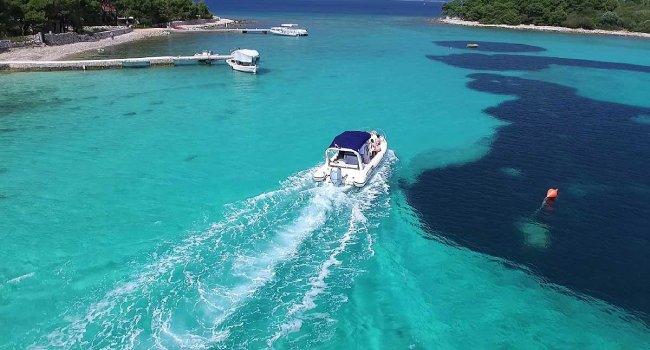 blue lagoon tour from split croatia